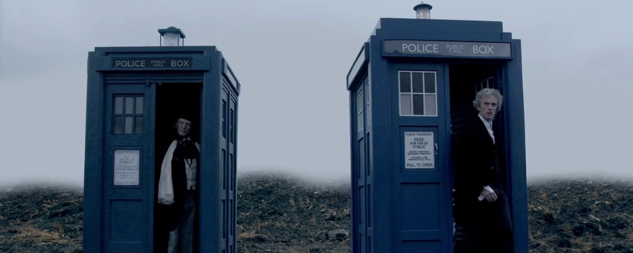 Doctor Who : deux Docteurs et un retour dans la bande-annonce du Christmas Special dévoilée au Comic-Con 2017