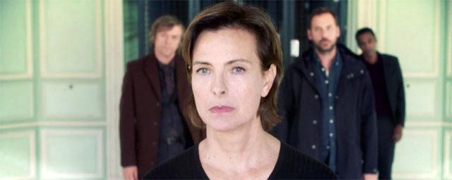 Teaser La Mante : Carole Bouquet tueuse en série dans la nouvelle fiction de TF1