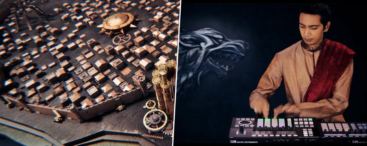 Samba, metal, opéra  : 12 reprises du générique de Game of Thrones