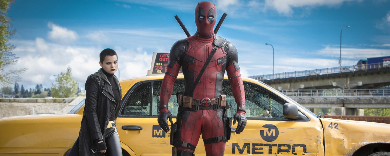 Deadpool 2 : mort d'une cascadeuse sur le tournage