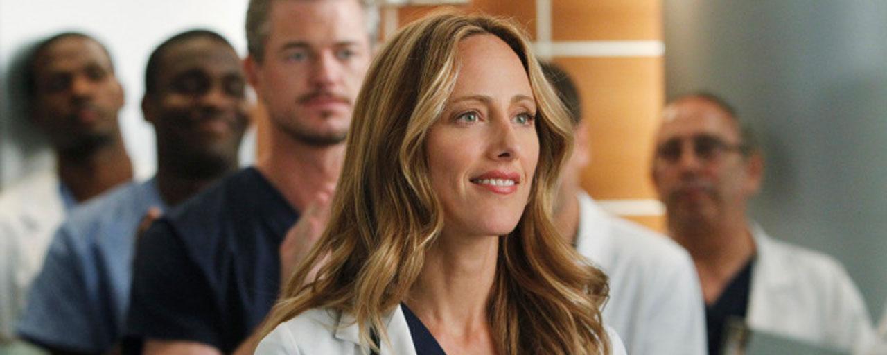 Grey's Anatomy : Kim Raver fête son retour en photos sur les réseaux sociaux