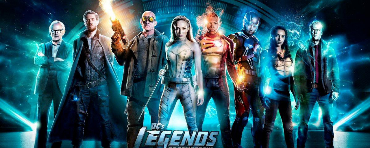 legends of tomorrow jules c sar et des dinosaures au c ur de la nouvelle bande annonce news. Black Bedroom Furniture Sets. Home Design Ideas