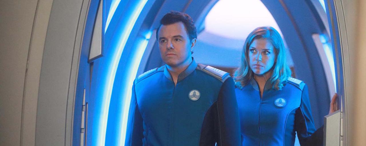 Audiences US: succès confirmé pour la comédie de science-fiction The Orville?