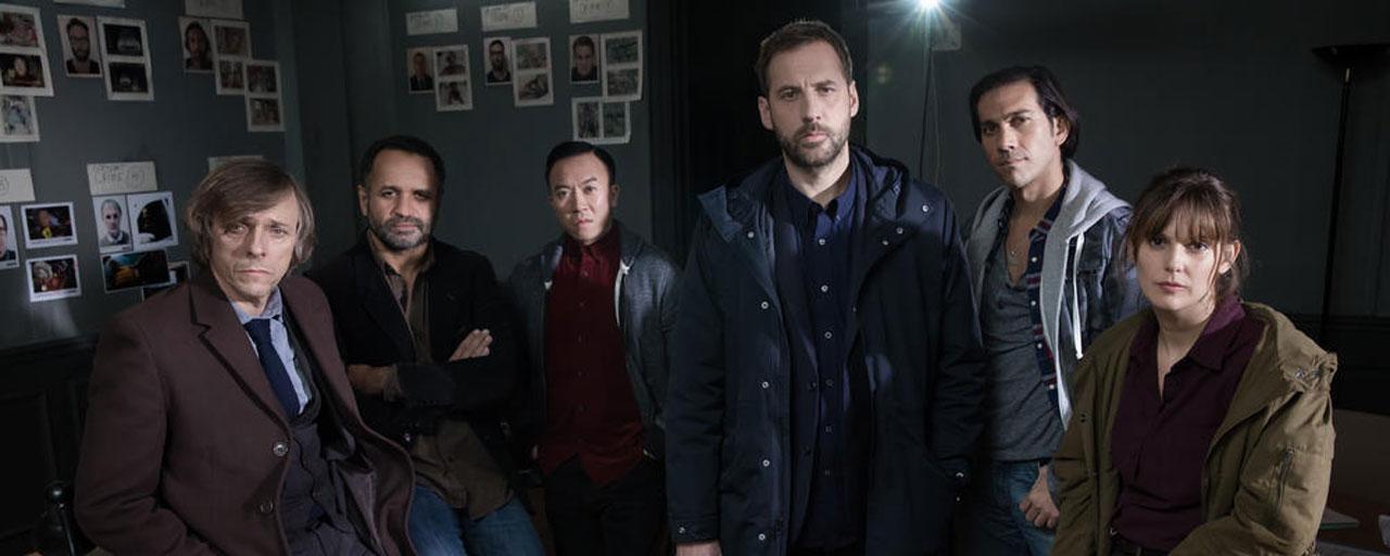 Audiences FR : TF1 leader avec le final de La Mante