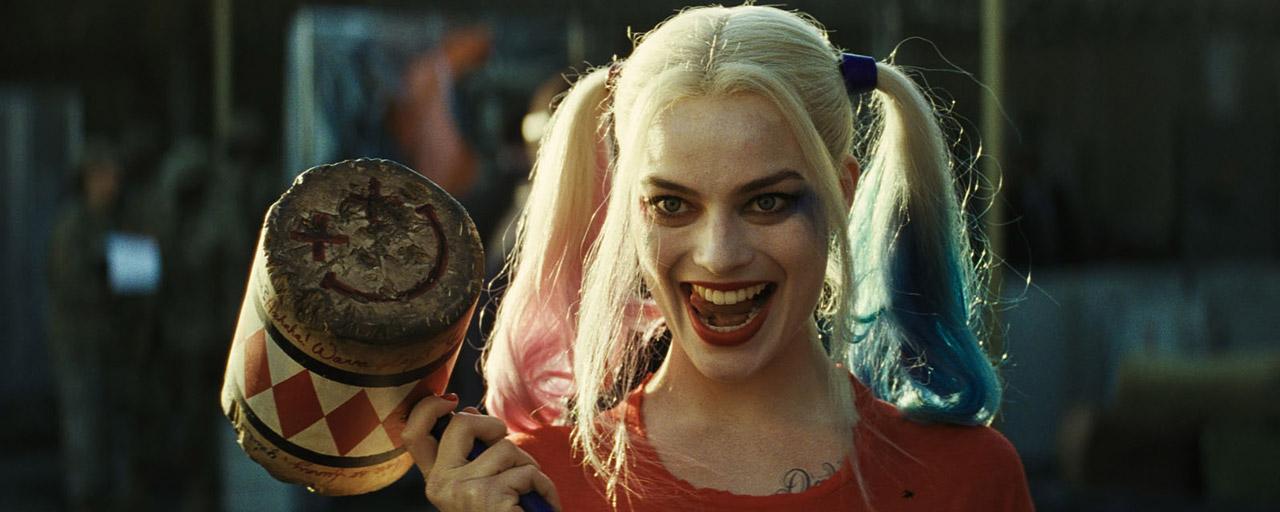 Spin-off sur Harley Quinn et le Joker : Margot Robbie est enthousiaste