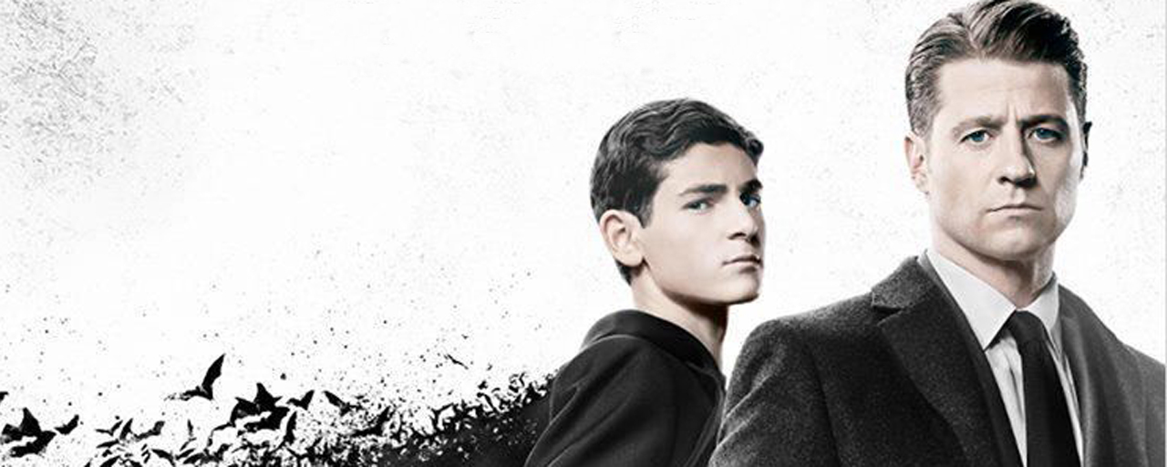 Gotham: les héros prennent la pose avant la diffusion de la saison 4