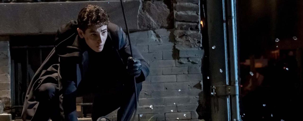 Audiences US: démarrage sans panache pour la saison 4 de Gotham