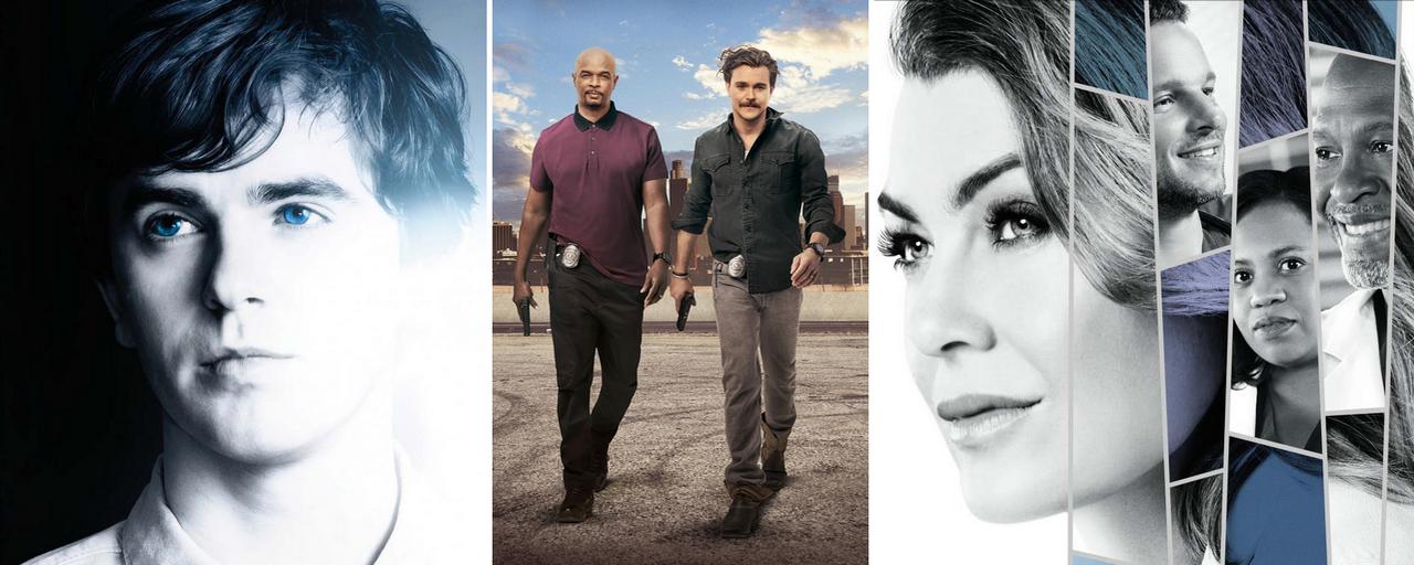 The Good Doctor, Grey's Anatomy, The Flash... : MYTF1VOD dévoile les dates de ses séries en US+24