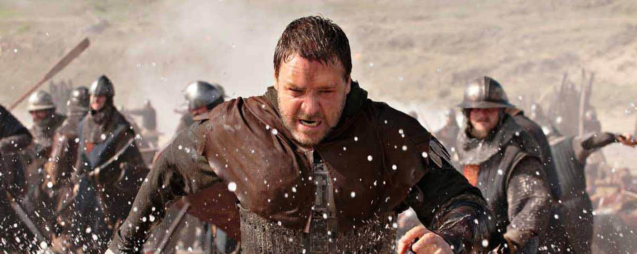 Robin des Bois avec Russell Crowe sur TMC : retour sur les nombreux remaniements de scénario