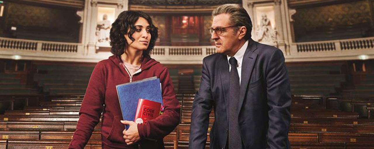 Sorties cinéma : Daniel Auteuil et Camélia Jordana brillent avec Le Brio aux premières séances