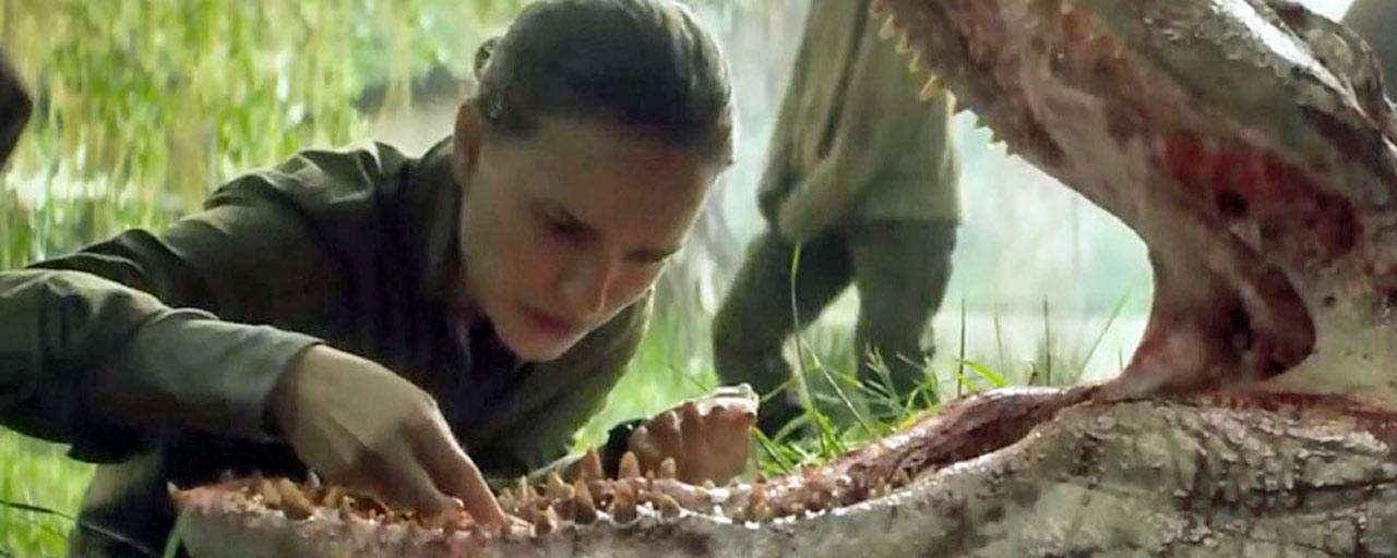 Bande-annonce Annihilation : Natalie Portman mitraille la jungle chez le réalisateur d'Ex Machina