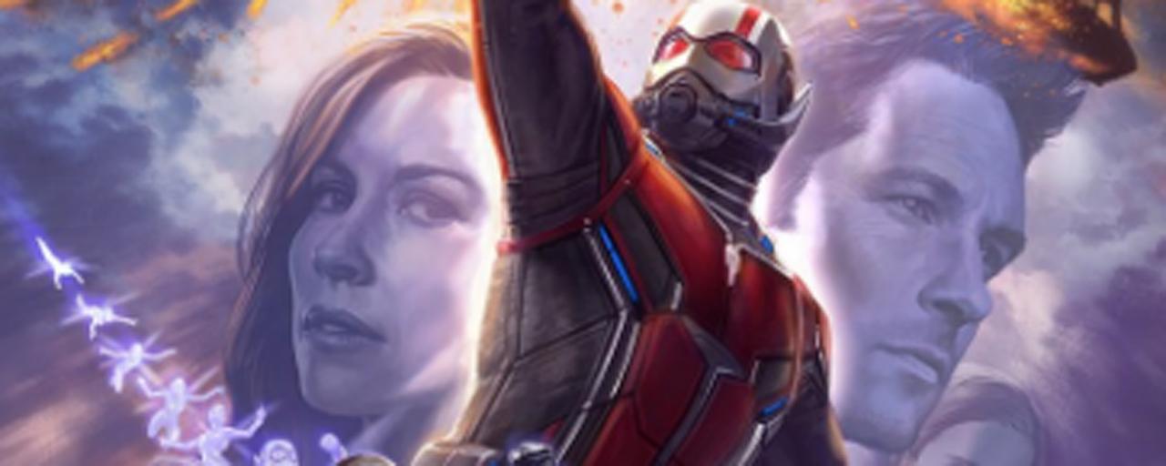 Ant-Man et la Guêpe : Marvel dévoile le synopsis et une nouvelle photo du couple de superhéros !