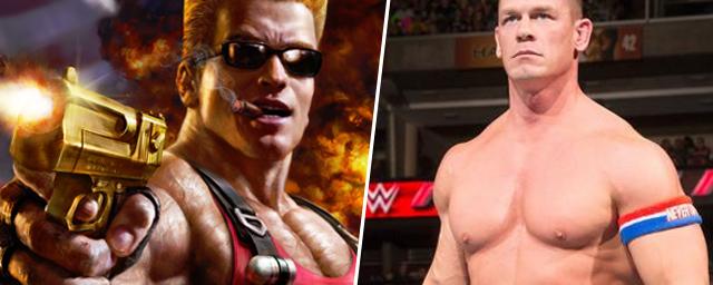John Cena en négociation pour incarner l'icône vidéoludique Duke Nukem