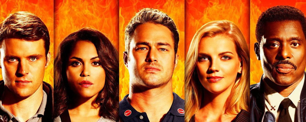 Chicago Fire : la saison 5 embrasera CStar début mars