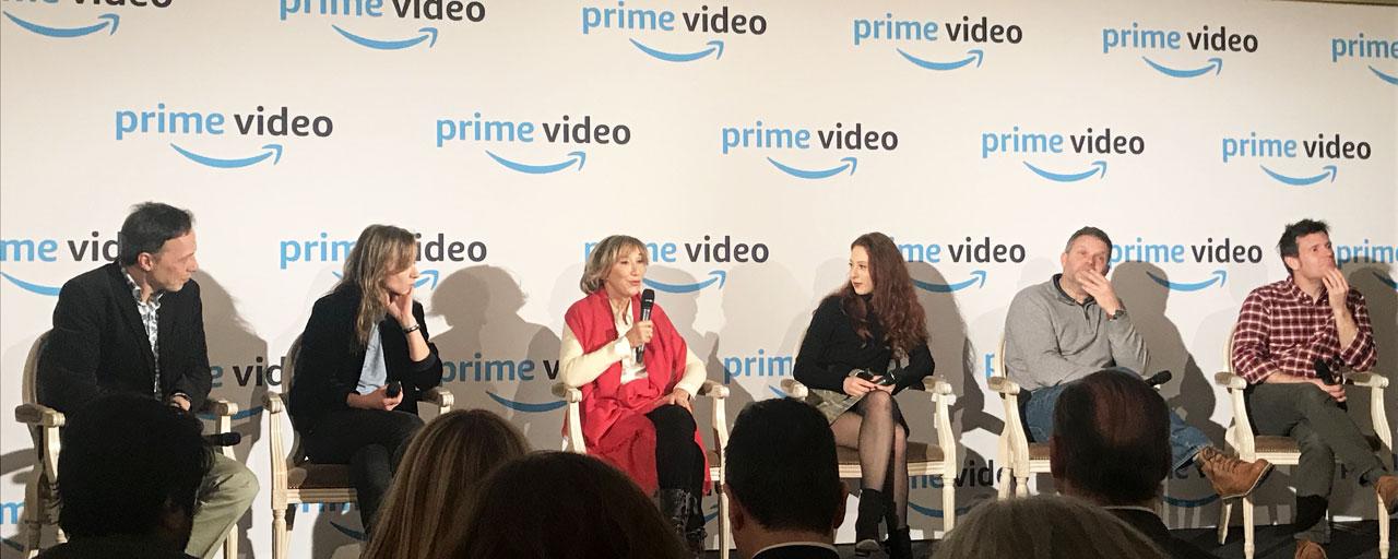 Deutsch-les-Landes : Amazon dévoile sa première série française avec Marie-Anne Chazel