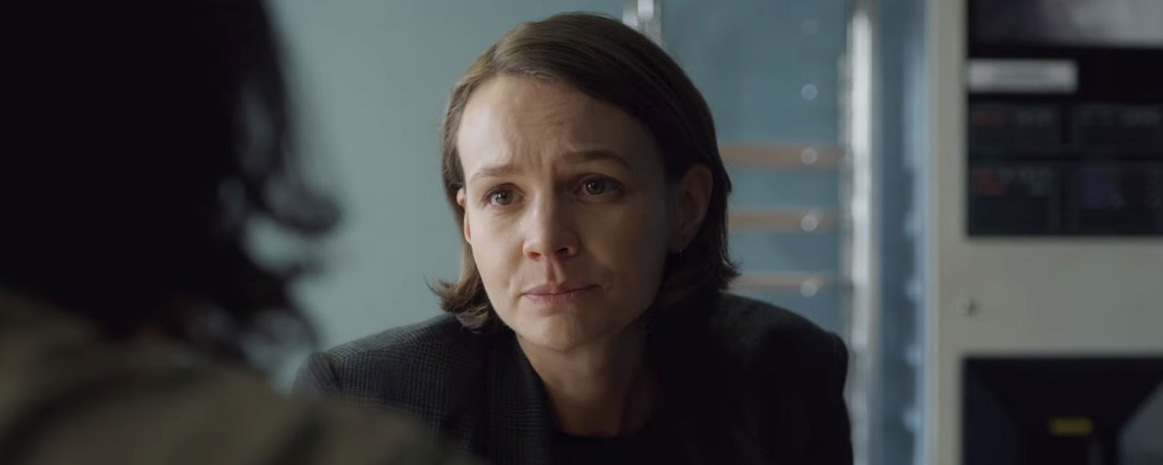 Une bande-annonce pour Collateral, thriller policier anglais avec Carey Mulligan