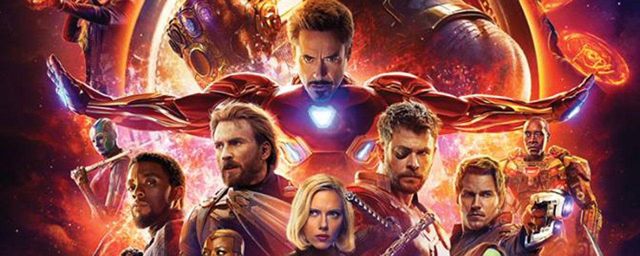 Les super-héros en difficulté face à Thanos dans la nouvelle bande-annonce d'Avengers : Infinity War