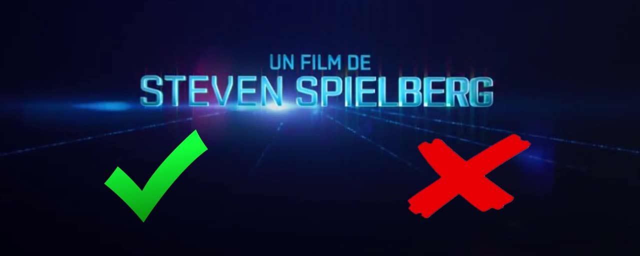 Ready Player... Spielberg : le réalisateur rejoue sa carrière au vrai-faux