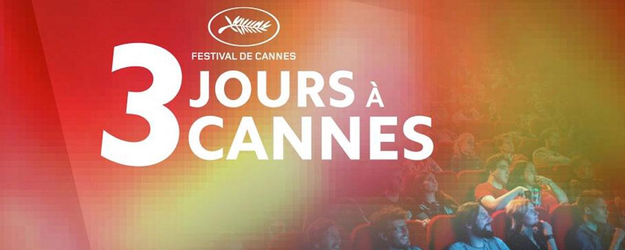 festival de cannes pass 3 jours