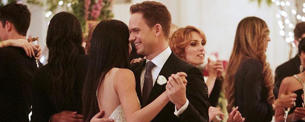 Suits : Meghan Markle se marie dans le teaser du final de la saison 7