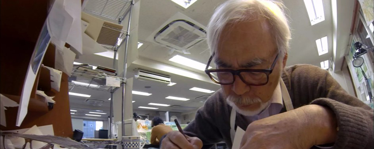"Never-Ending Man: ""Hayao Miyazaki va faire des films jusqu'à sa mort"" selon son producteur Kaku Arakawa"