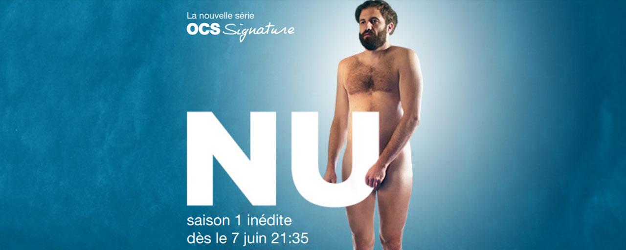NU : OCS met la France à nu cet été dans sa nouvelle série