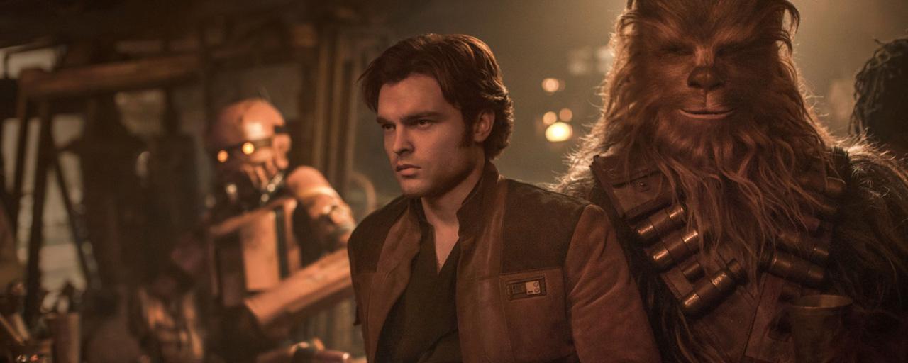 Star Wars : George Lucas a changé une scène du spin-off sur Solo !
