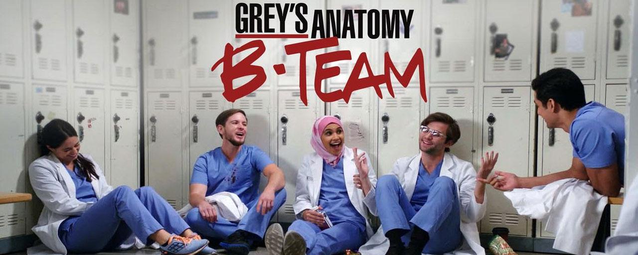 Grey's Anatomy : le spin-off sur la B-Team cette semaine sur MyTF1