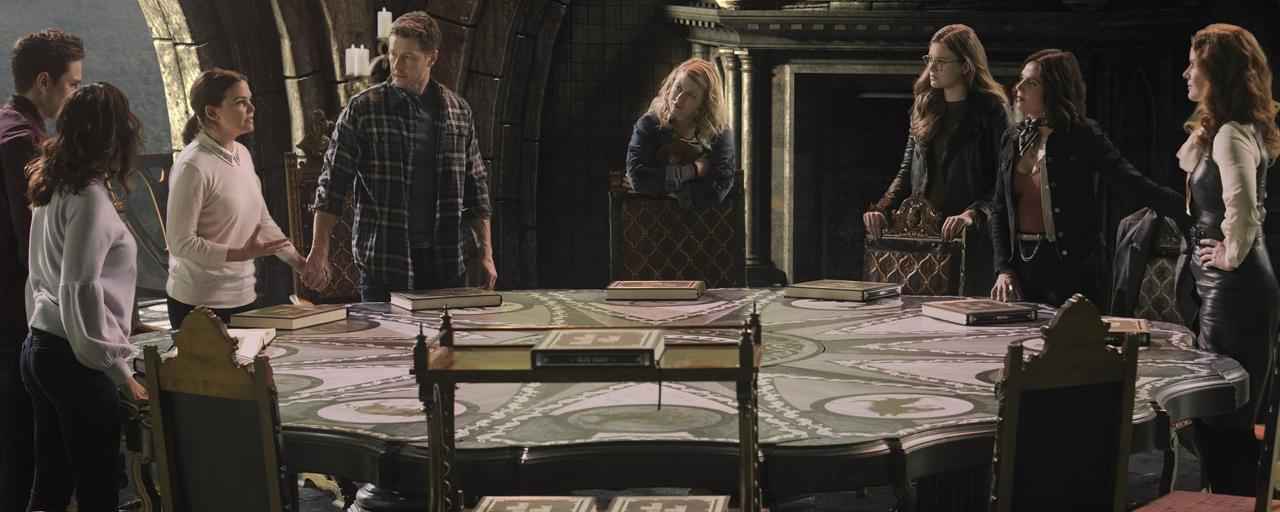 Once Upon a Time : les héros s'unissent sur les photos du final de la série