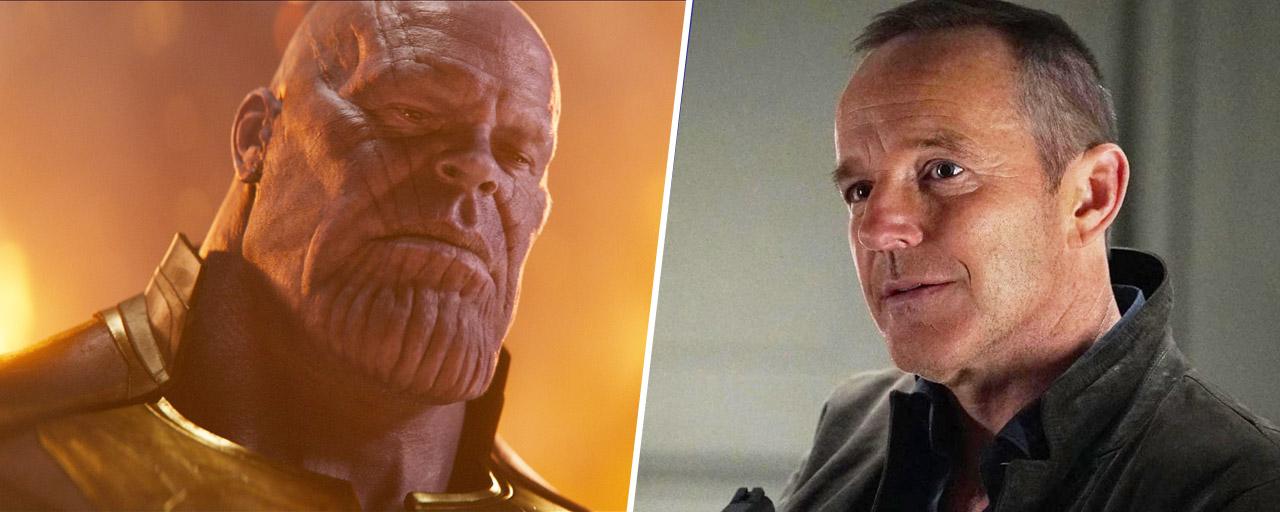 Agents du SHIELD : les showrunners ont du mal à gérer la fin d'Avengers 3 [SPOILERS]