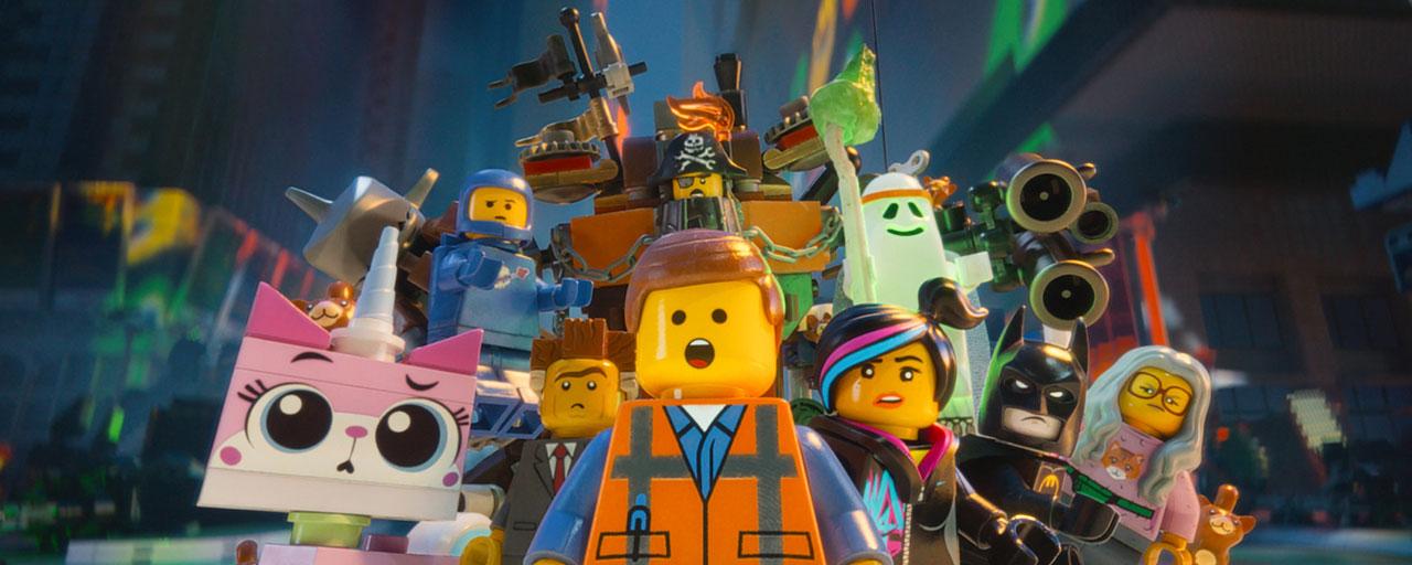 La Grande Aventure Lego : un titre et un logo pour la suite