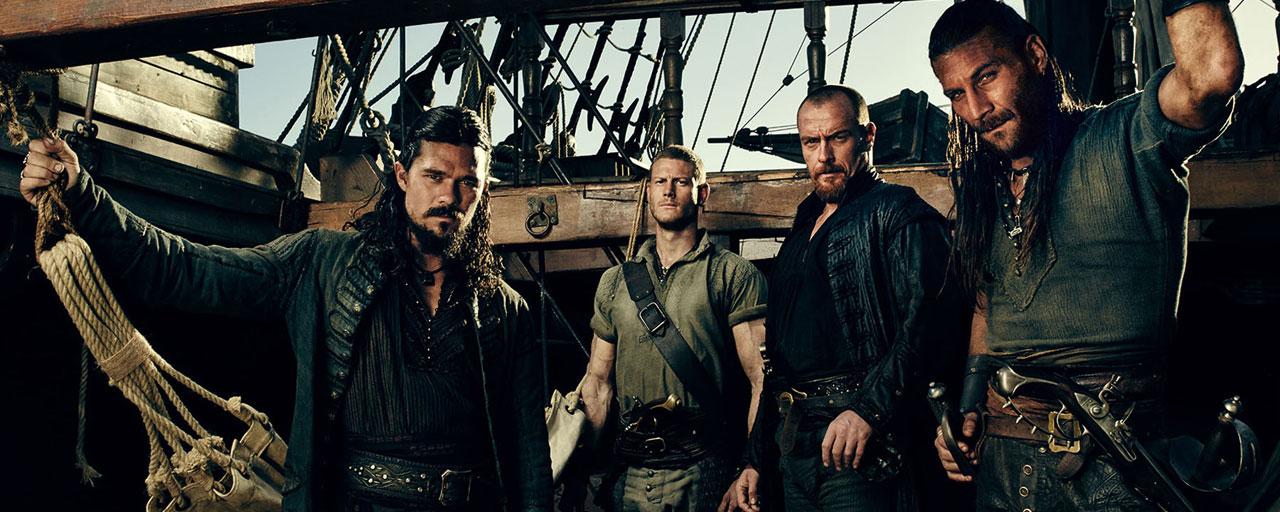 Black Sails : la saison 4 enfin disponible sur la TNT