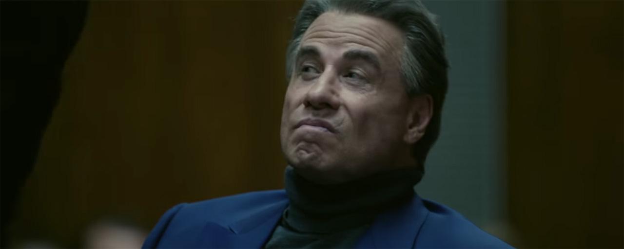 John Travolta décroche un 0% sur Rotten Tomatoes avec son nouveau film Gotti !