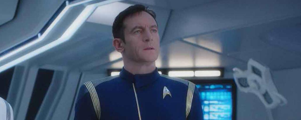 Star Trek Discovery : Jason Isaacs réagit au renvoi des deux showrunners