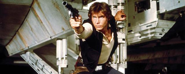 Le pistolet de Han Solo du Retour du Jedi vendu aux enchères 550.000 $ !
