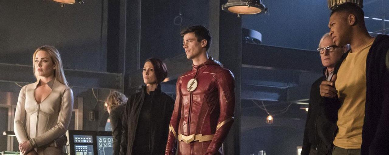 Flash : TF1 ne diffusera qu'une partie du crossover avec Arrow et les autres séries de la franchise