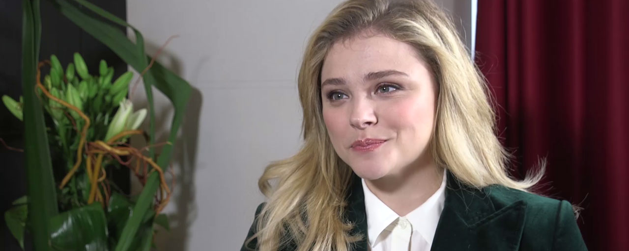 Chloë Moretz, de retour avec Come as you are [INTERVIEW]