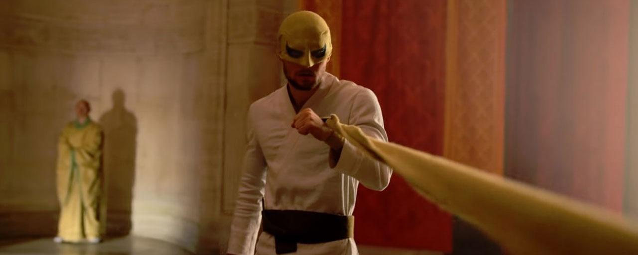 Marvel's Iron Fist saison 2 : Davos et son poing d'acier débarquent dans le trailer