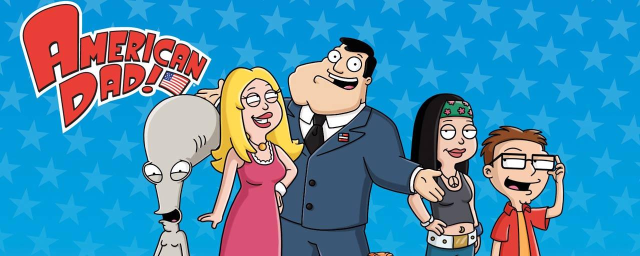 American Dad : où avez-vous déjà entendu les voix françaises de la série ?