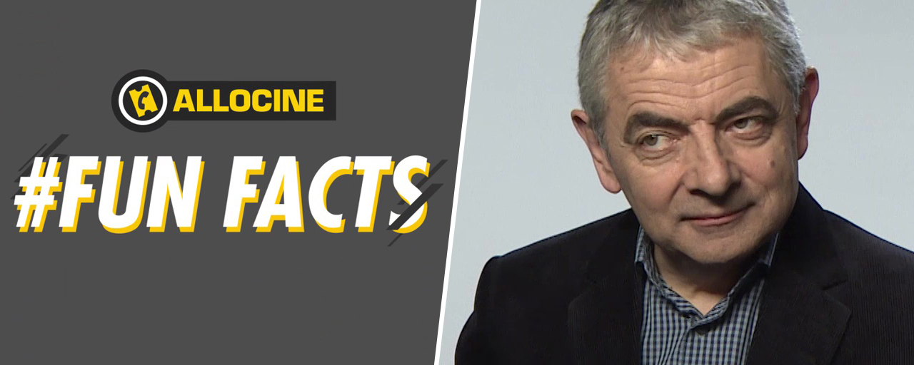 #Fun Facts : saviez-vous qu'avant Johnny English, Rowan Atkinson avait joué dans un James Bond ?