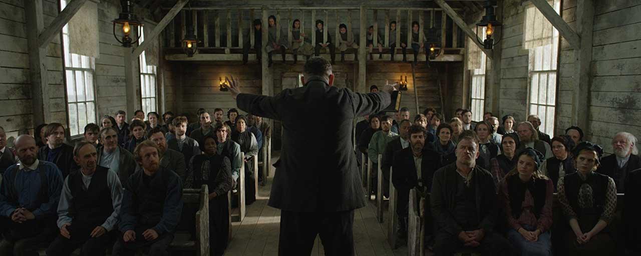 Bande-annonce Le bon apôtre : Dan Stevens dans l'enfer d'une secte pour Gareth Evans