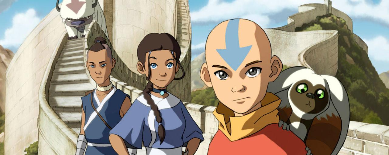 La série animée Avatar adaptée en live-action pour Netflix