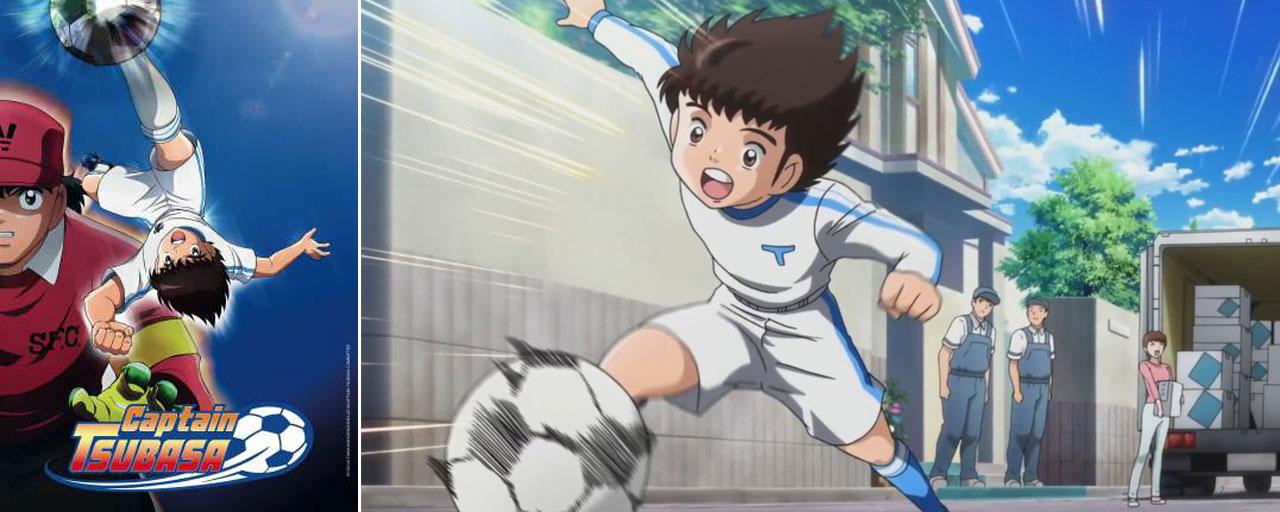 Captain Tsubasa et My Hero Academia : le groupe TF1 fait l'acquisition des séries d'animation à succès