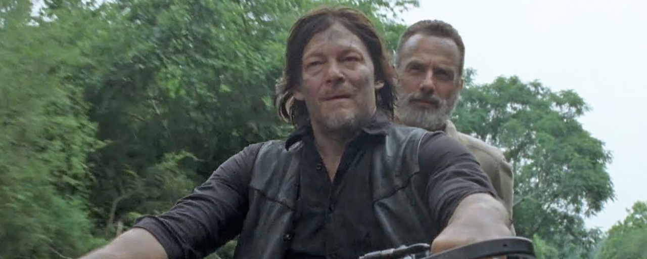 The Walking Dead : saut dans le temps, départ(s), Chuchoteurs...que sait-on de la saison 9 ?
