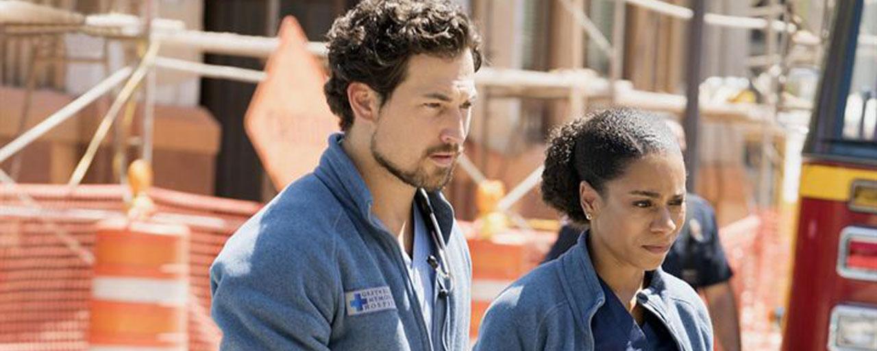 Audiences US : grâce au crossover avec Grey's Anatomy, Station 19 bat son record d'audience