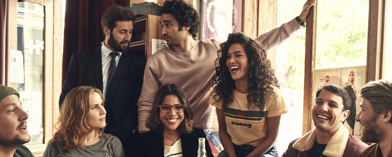 Plan Cœur : que vaut la nouvelle série française de Netflix par la créatrice de Connasse ?