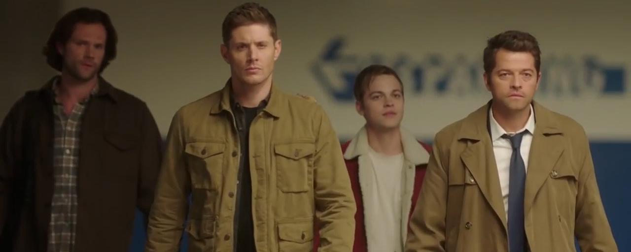 Supernatural saison 14 : la guerre approche dans le teaser de l'épisode de mi-saison