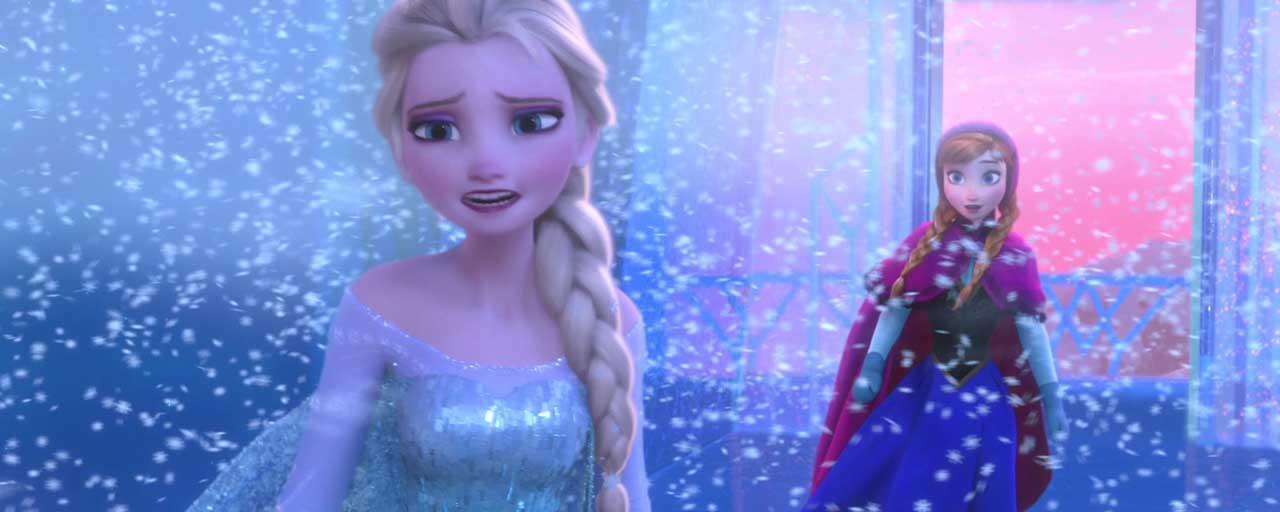 La reine des neiges 2 la voix d 39 elsa tweete une premi re image actus cin allocin - Image de la reine des neige ...