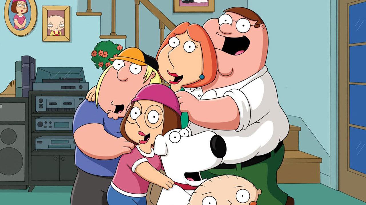 Les Griffin: une saison 18 pour la bande de Family Guy