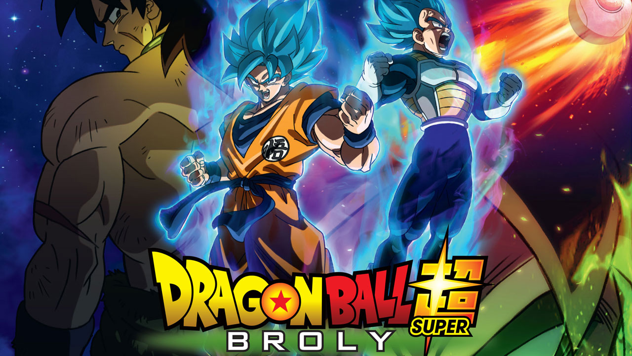 Dragon ball super broly les affiches personnages allocin - Dragon ball z broly le super guerrier vf ...
